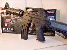 M-16C Spring Airsoft Rifle