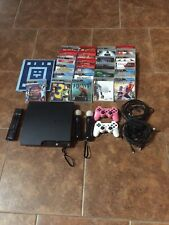 Sony Playstation 3 PS3 120gb Console Bundle 28 Games