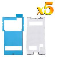 5x For Sony Xperia Z5 E6653 E6603 LCD Adhesive Sticker Glue Tape Replacement