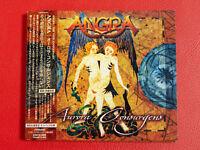 ANGRA Aurora Consurgens VICP-63615 JAPAN CD w/OBI 07666