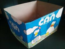 Rare Papip Penguins Bottle Case Cover Storage Box Retro Suntory Can Beer Japan