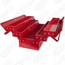 KS TOOLS Werkzeugkiste Metall, 5 Fächer, 550mm  999.0125  Werkzeugkasten