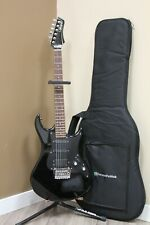 Rare 80's Vantage Avenger Electric Guitar - Black