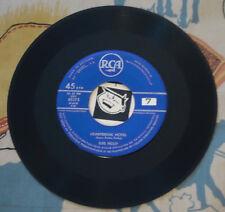 Elvis Presley Rockabilly 45 Heartbreak Hotel 1956 Belgium Pressing VG+