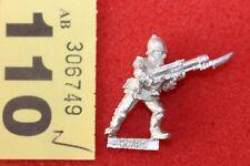 Games Workshop Warhammer 40k Praetorian Trooper Lasgun Metal Figure WH40K OOP E