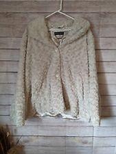 Pamela McCoy faux fur coat