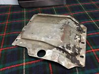 Saab c900 Classic 900 Skid Plate Assembly
