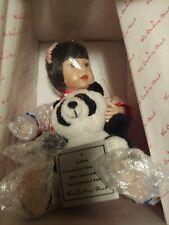 Danbury Mint Doll Mei Lan New In Box