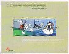 2008 Azoren blok 36 Europa CEPT - De Brief - The Letter