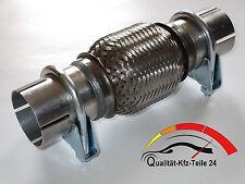 Flexrohr Hosenrohr Flex Montage ohne Schweißen 45 x100 x 200 mm Edelstahl