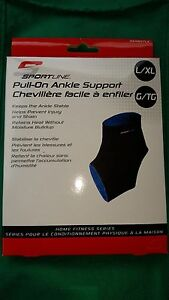 Ankle Support Brace Size L/XL Prevent Injury Sports