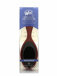 Wet Brush-Pro Original Detangler Hair Brush - Red