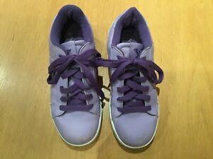 X Sidewalk Sports Kids Wheeled Skate Shoes (Heelies Heelys) Lilac/Purple UK 3