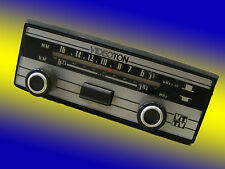Old Classic Car Radio, Radio Videophone Type RD 03 R6, Youngtimer
