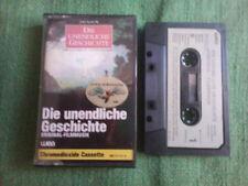 MC: KLAUS DOLDINGER - Die unendliche Geschichte OST Soundtrack-Kassette 1984 WEA