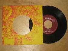 Frank SCHÖBEL-Ooh baby Vinyle Single Amiga