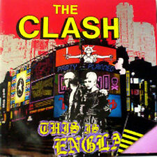 Clash, This Is England, NEW/MINT 7 inch vinyl single in poster sleeve
