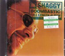 Shaggy – Boombastic (Full Length Album) CD