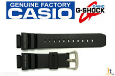 CASIO G-Shock G-9100 Original 21mm Black Rubber Watch BAND Strap G-9100-1V