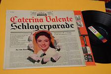 CATERINA VALENTE LP SCHLAGERPARADE 1°ST ORIG USA 1959 MONO EX++ TOP COLLECTORS