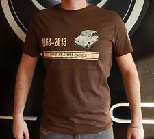 T Shirt Fiat Abarth 595 marrone Tg. S
