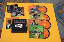 4CD (NO LP ) JOHN COLTRANE COMPLETE VANGUARD TOP JAZZ+BOOKLET !