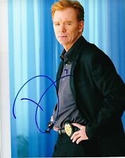 David Caruso ++ Autogramm ++ CSI: Miami ++ Kiss of Death ++ Rambo
