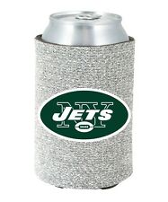 Kolder New York Jets Glitter Pocket Coolie Can Holder Koozie new