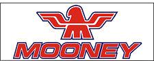 A130 Mooney Airplane banner hangar garage decor Aircraft signs