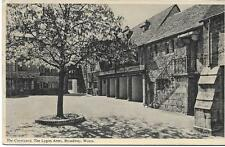 Broadway. Courtyard,Lygon Arms-1951 Used RPPC (Pub:J.Salmon ) VGC !