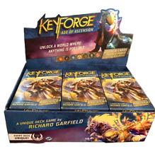Keyforge Age Of Ascension Deck Display 12 ct. Decks