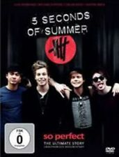 NEW 5 Seconds Of Summer - So Perfect / The Story Of (DVD)