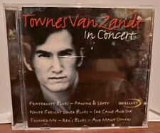 Townes Van Zandt - In Concert (CD)