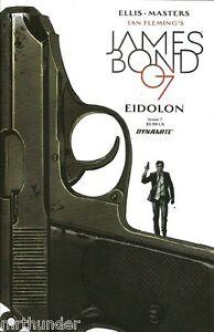 Ian Fleming's James Bond 007 #07: Eidolon Part 1 Dynamite Comics