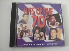 Hits of the Seventies 2 Disco Tex/Sex-o-lettes, Barry Blue, Christie, Gli.. [CD]
