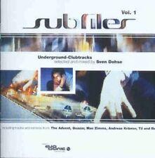 Subfiles 1 (1998, by Sven Dohse) Juice, Quazar, Sleepwalker, Gee Shock,.. [2 CD]