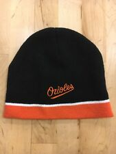 Baltimore Orioles beanie hat Knit cap PROMO SGA FREE SHIPPING