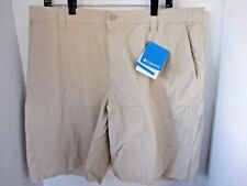 COLUMBIA~Tan ANGUA SPRINGS ATHLETIC CASUAL SHORTS~Men's 38~NWT