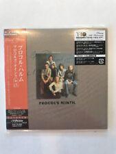 PROCOL HARUM Procol'S Ninth VICP-75099 CD JAPAN 2012 NEW Import