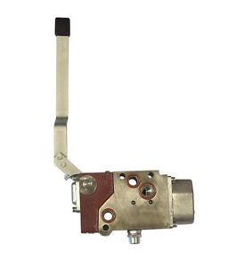Zwischen-Steuergerät Hydraulik für Deutz 06 und 07 Serie bis Baujahr 1984