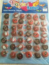 EMILY THE STRANGE pin pinback button BADGE SET 42 SALE SALE SALE