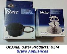 Original Oster Blender Milkshake Blade 6670 & Jar Base Cap 4902 & 1 Gasket set