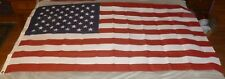New 3 ft X 5 ft AMERICAN USA FLAG w/ 2 Brass Grommets For Flag Pole