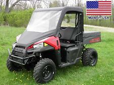 Mini Cab for 2015 Polaris Ranger Mid 570 - Vinyl Windshield, Roof & Rear Window