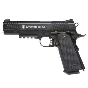 Elite Force1911 TAC Co2 Airsoft Pistole (schwarz)