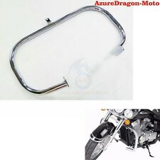 Chrome Crash Bar Engine Guard Highway For Honda Shadow Aero VT 750 750C 2004-13