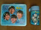Beatles Lunchbox with Thermos 1965 Original