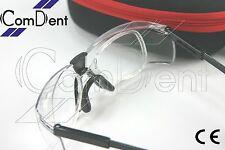 Dental Quirúrgico PROTECTOR Antivaho resistente a Arañazos antideslizante GAFAS
