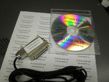AUDIO PRECISION APIB USB ADAPTER for AP S1, S2, S2c & ATS2