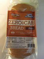 Keto food:ThinSlim Foods Zero Net carb Plain Bread (0 carbs)